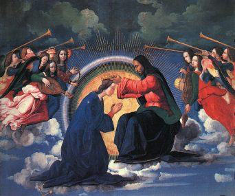 queenship of mary.HEADER