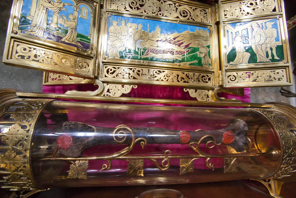 ... Relic of St Lawrence of Rome by Lawrence OP