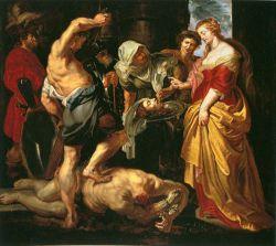 rubens - beheading