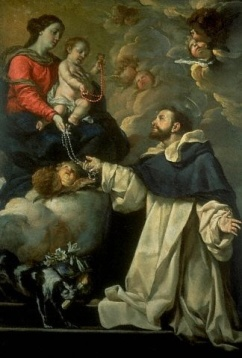 Saint Dominic And The Rosary 3