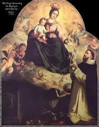 Saint Dominic And The Rosary 4