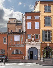 Saint Dominic's House in Toulouse