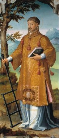 San Lorenzo.1559.Juan Correa de Vivar