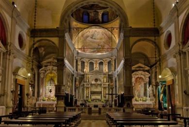 San Rocco Apse, San Rocco Church