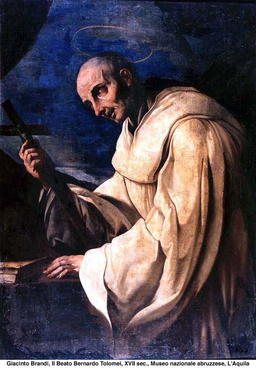 São Bernardo Tolomei, Presbítero e Fundador (dos Olive (1)