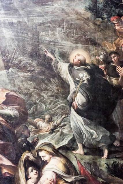 st dominic, bologna, chapel of st dominic