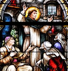 st dominic glass