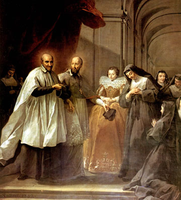 st jane francis de chantal