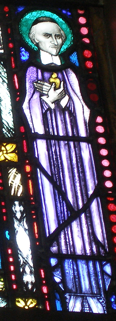 st john eudes stained glass