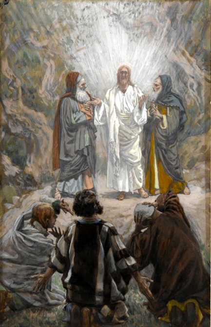transfiguration - for feast day