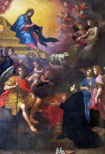 Vision of St. Philip Benizi