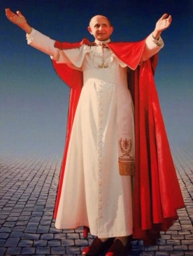 bl pope paul vi art