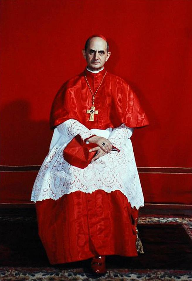 cardinal paul VI