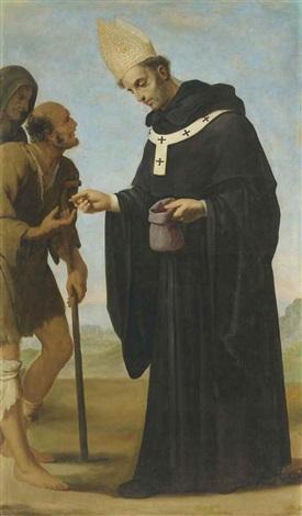francisco-de-zurbarán-the-charity-of-saint-thomas-of-villanueva