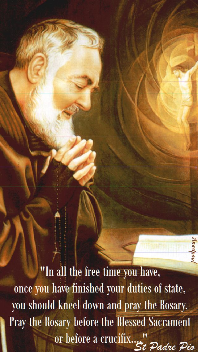 in all the free time - st pio no 2 - 23 sept 2017