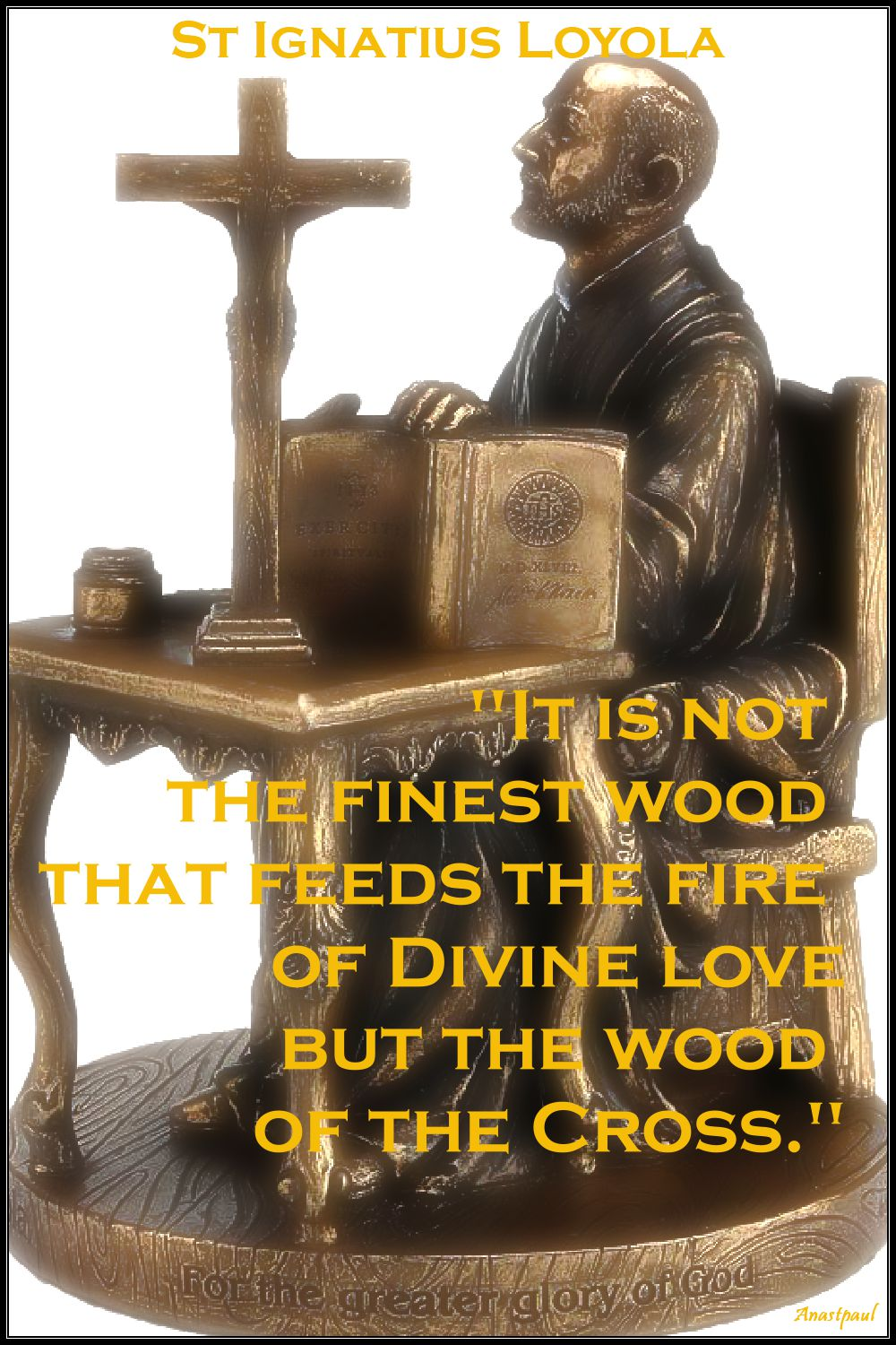 it is not the finest wood - st iggy