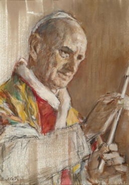 paul VI (7) ighting easter cande by beotti