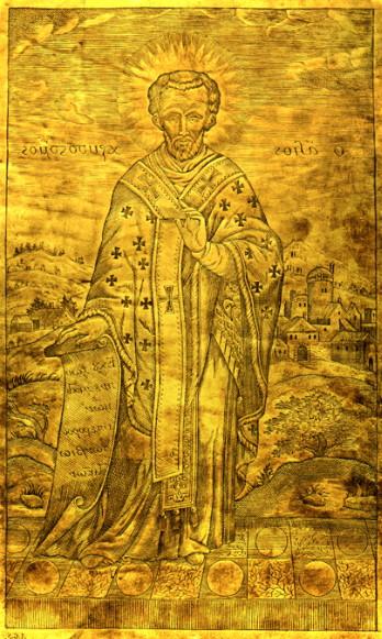 Was St. John Chrysostom Anti