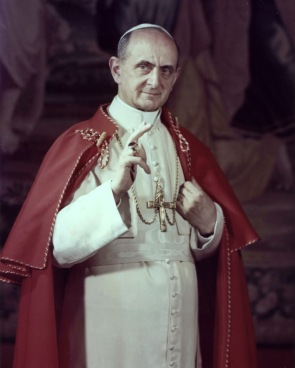 Pope Paul VI (Portrait)