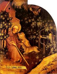 Saint Giles and the Deer.2.