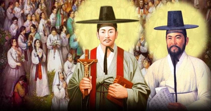 Saints- Adnrew Kim Taegon_Paul Chong Hasang - HEADER (1)