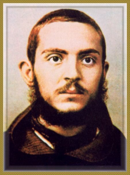 st pio young
