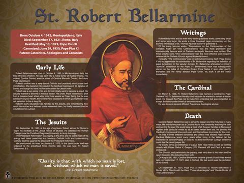 st robert bellarmine info