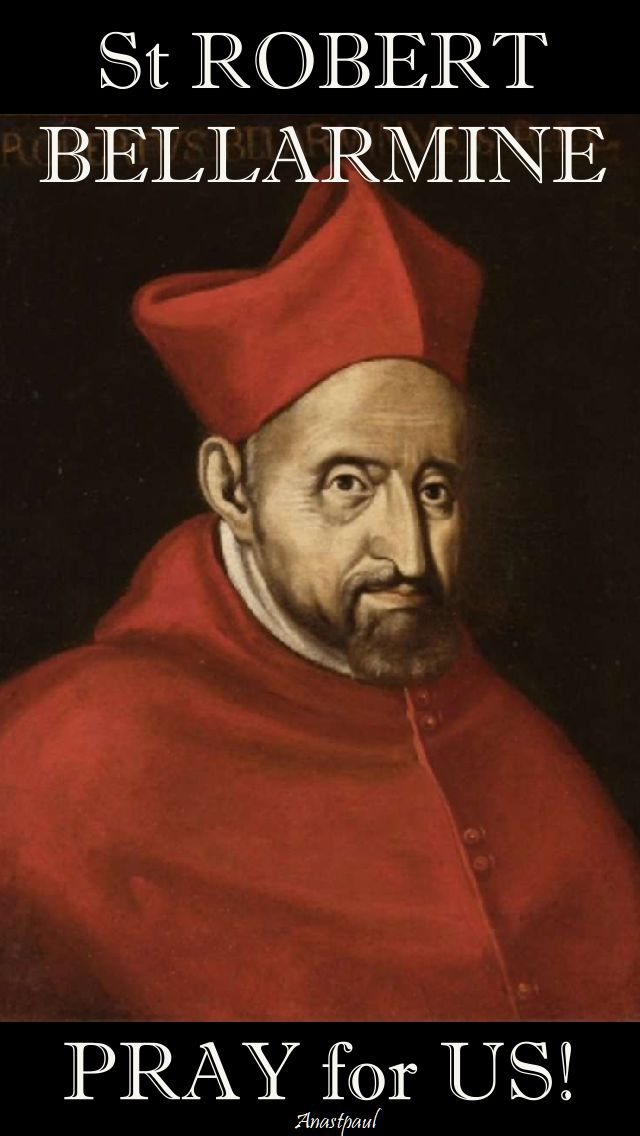 st robert bellarmine pray for us 17 sept 2017 no 2
