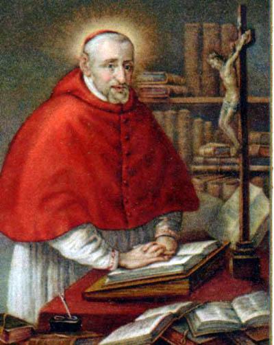 St. Robert Francis Romulus Bellarmine .