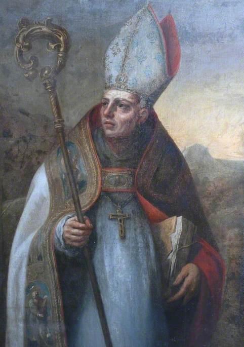 Camilo, Francisco, c.1615-1671; St Thomas of Villanueva