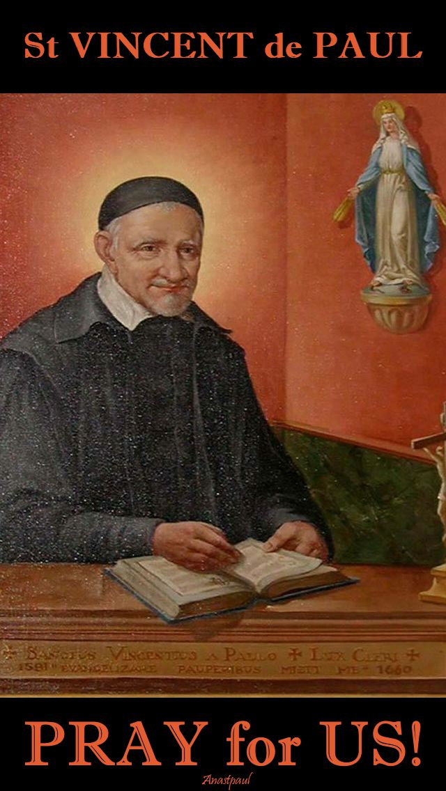 st vincent de paul pray for us.2