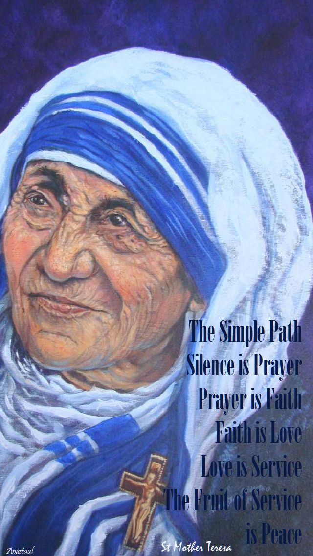the simple path - st mother t