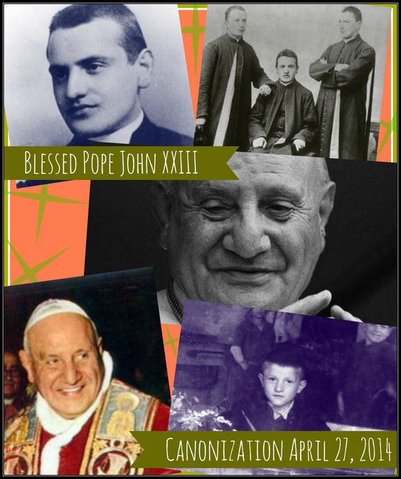 ADD to header - st john XXIII
