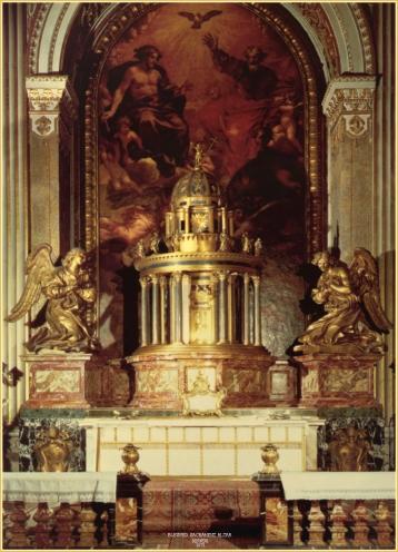 Bernini's Tabernacle