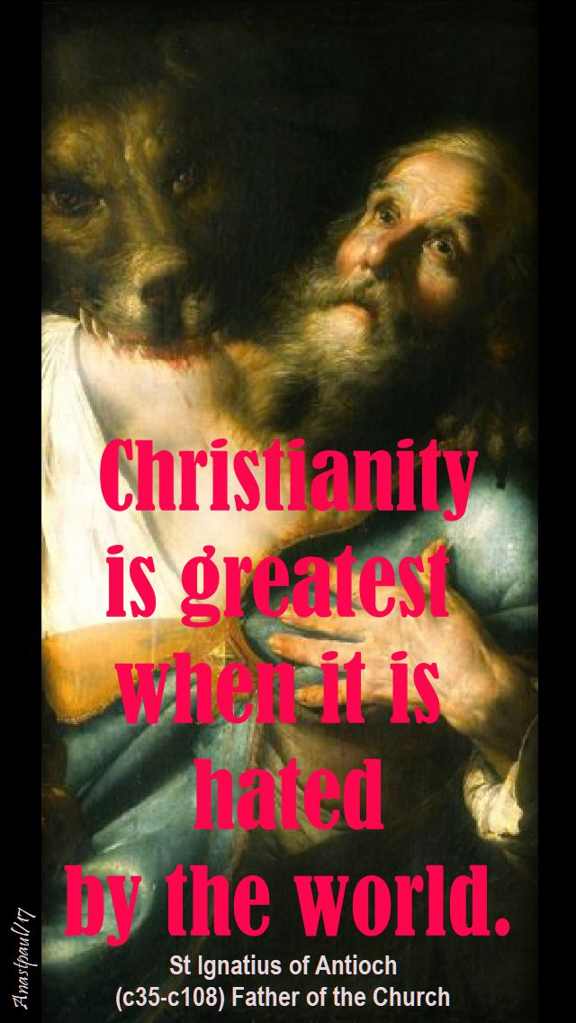 CHRISITIANITY IS GREATEST - 17 OCT 2017