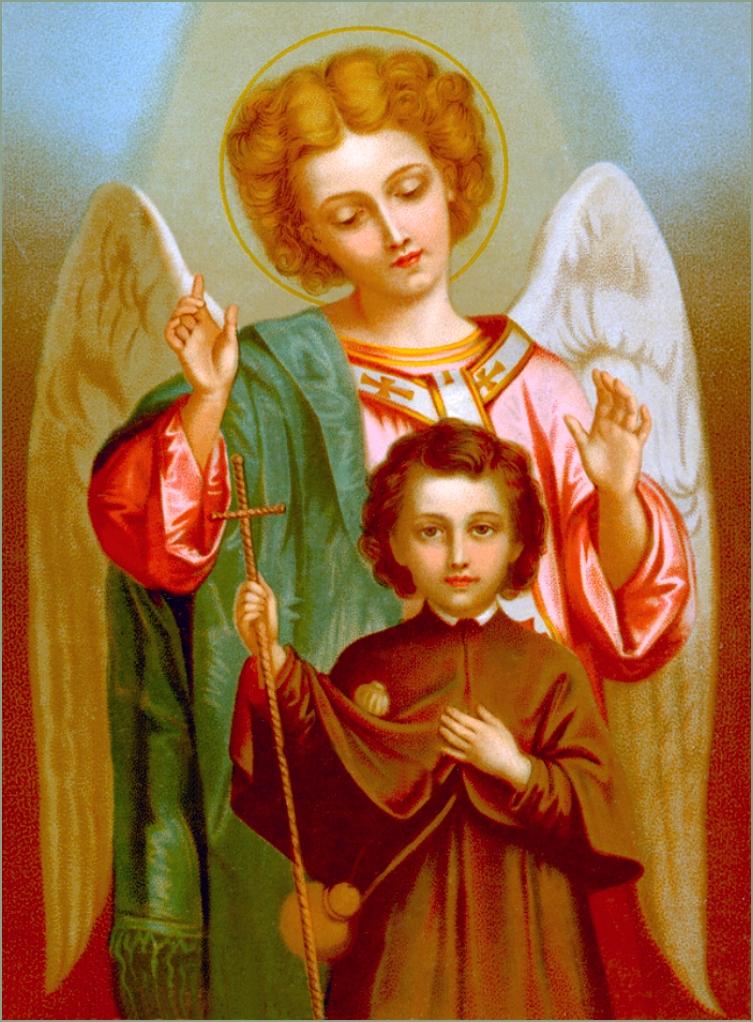 El Atocha- The Christ Child with Angel