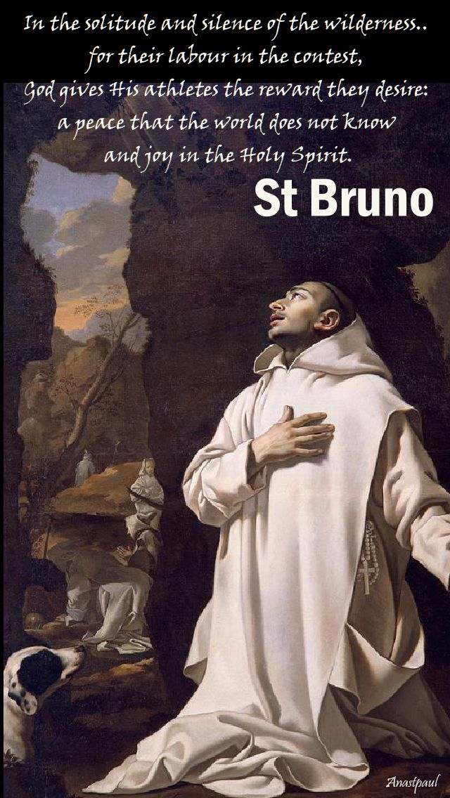 ion the solitude and silence - st bruno