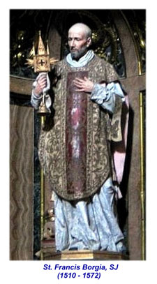St.Francis_Borgia
