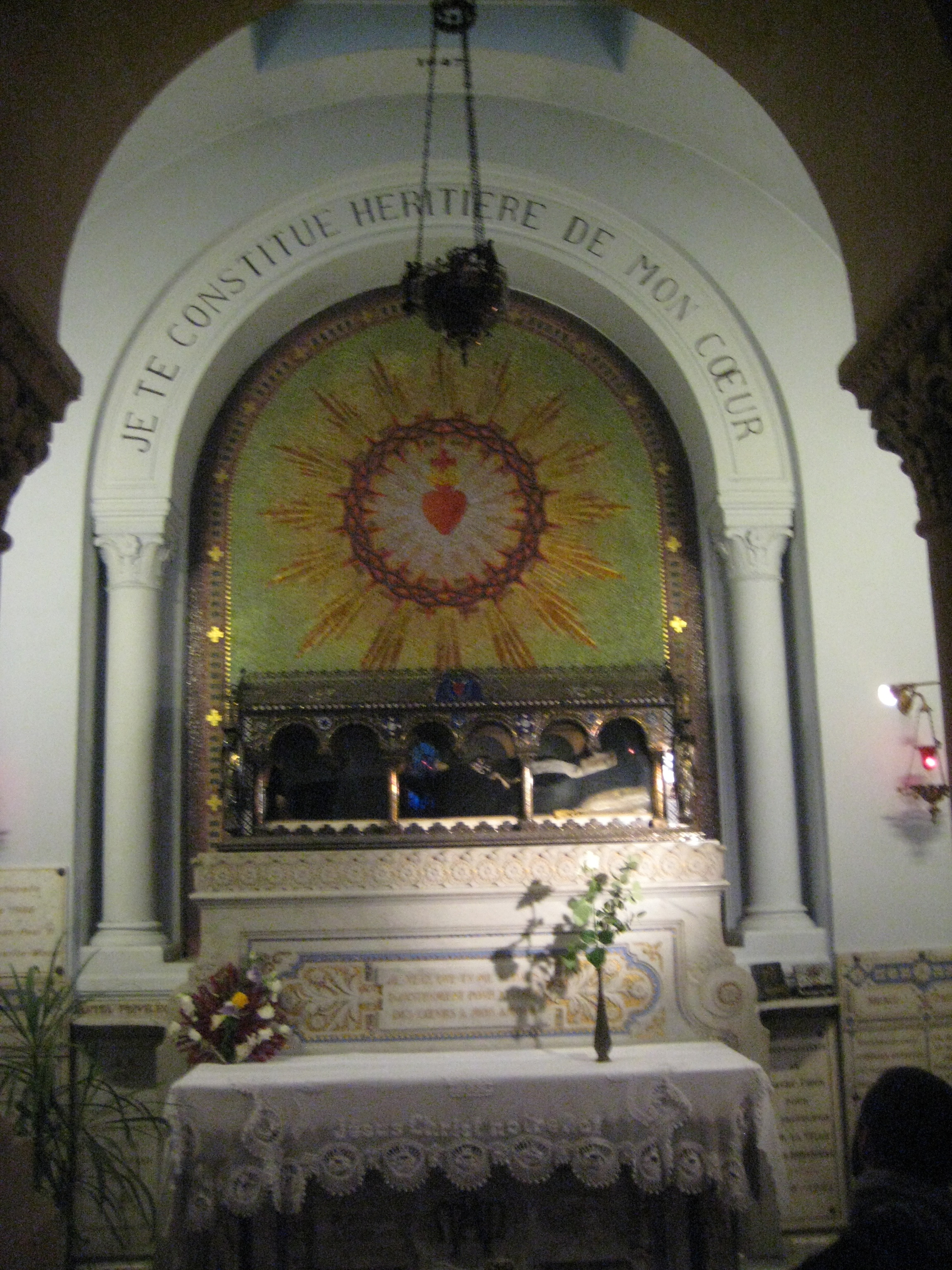 st mm shrine
