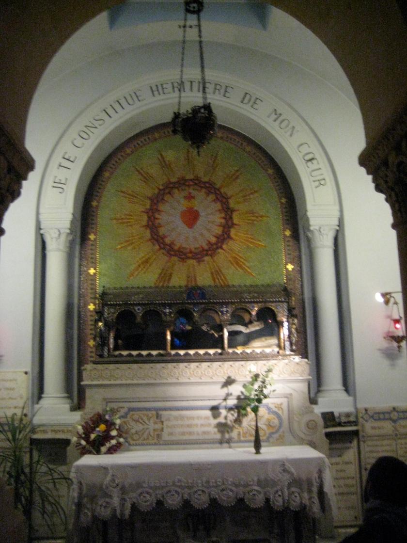 st mm shrine