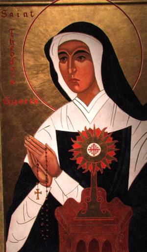 St. Mother Theodore Guerin 2