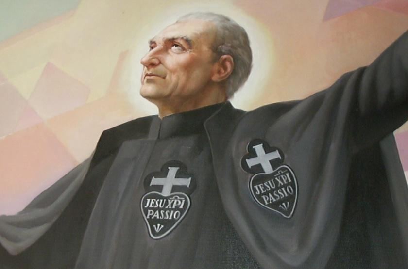 st paul of the cross - header