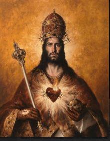 Christ the King, Giovanni Gasparro.