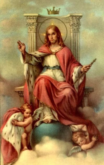 Christ the king solemnity.2