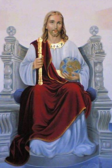 Christ the king solemnity