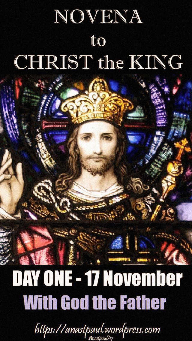 day-one-novena-christ-the-king-17-nov-2017