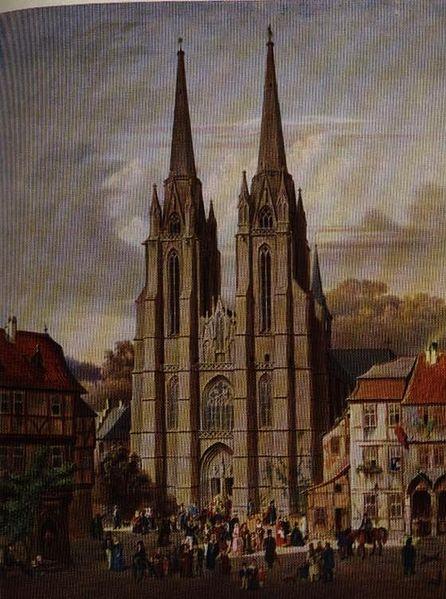 Elisabeth-Kirche Marburg