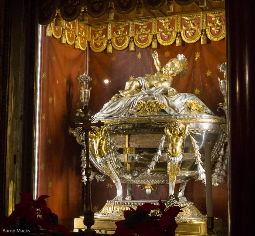 Reliquary of the crib