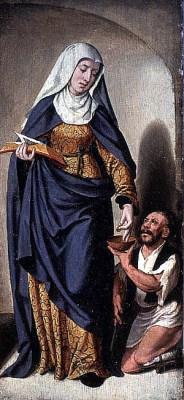 St Elizabeth of Hungary BBruyn