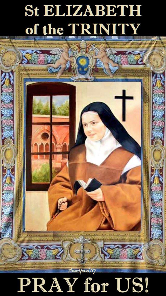 st elizabeth pray for usno2